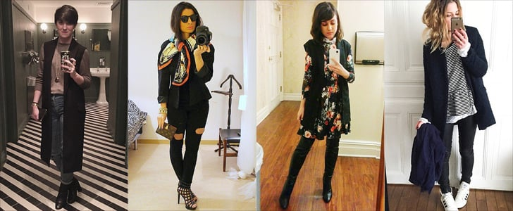 27 Real-Girl Mirror Selfies That Inspired Our Next-Day Outfit