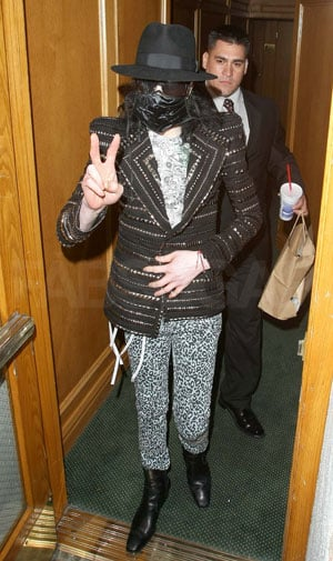 Freaky or Fabulous: Michael Jackson in Balmain