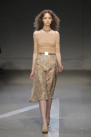 New York Fashion: Rachel Comey Fall 2010