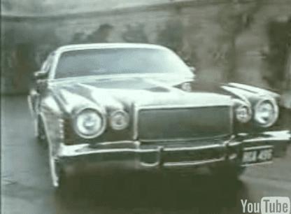 Flashback: Ricardo Montalban in Chrysler Cordoba Ad