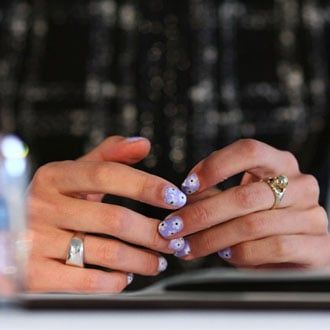 Guess Which Celebrities Have Patterns on Their Nails?