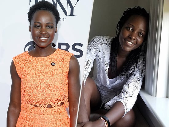 Lupita Nyong'o Wears Long Braids in Gorgeous 'Summer Sunday' Shot