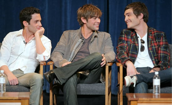 PaleyFest: More of the Gossip Girl Gossip