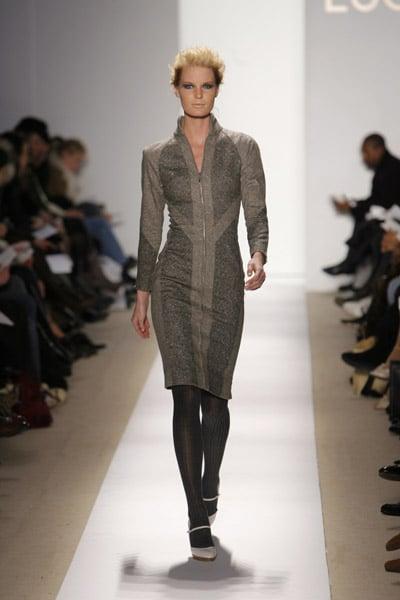New York Fashion Week, Fall 2007:  Luca Luca