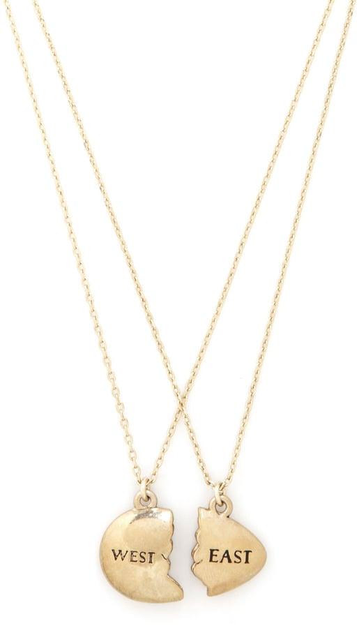 Out Print Necklace Set