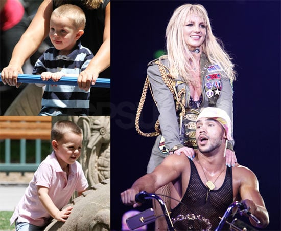 Photos of Britney Spears in Australia
