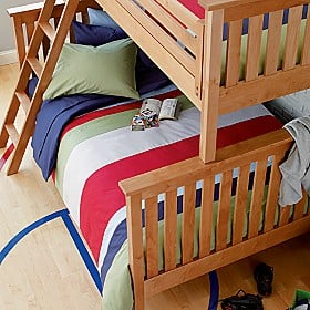 Parenting Q&A: OK For Opposite-Sex Siblings to Share Room?
