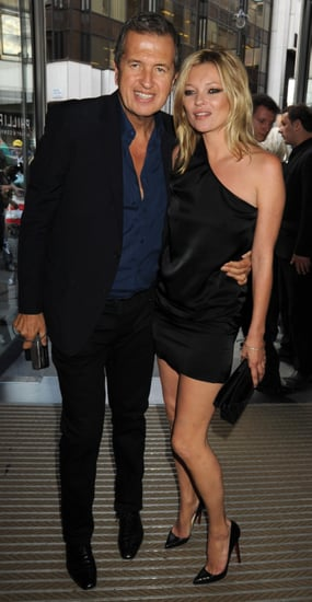 Mario Testino Reportedly Kate Moss and Jamie Hince's Official Wedding Photographer