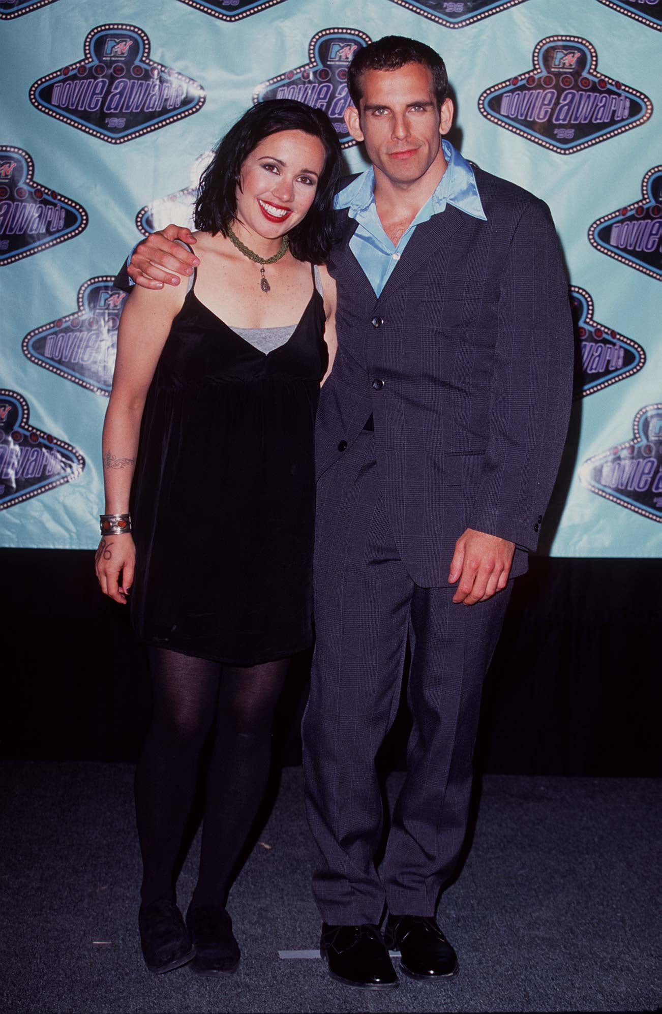 Janeane Garofalo and ben stiller