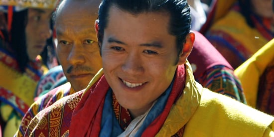 King Of Bhutan Cooks Up A Royally Awesome Lunch For School Kids