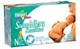 Mommy's Lil Helper: Pampers Indicators