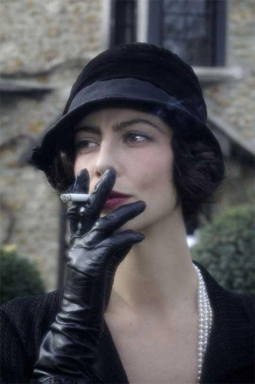 First Look: Anna Mouglalis in Coco Chanel & Igor Stravinsky