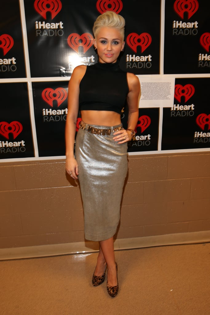 September 2012: iHeartRadio Music Festival in Las Vegas