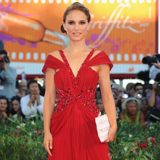 Natalie Portman's Prima Ballerina Red Carpet Transformation