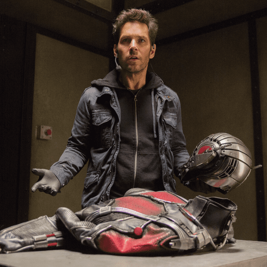 Paul Rudd Interview About Ant-Man