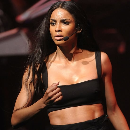 Ciara's Diet and Exercise