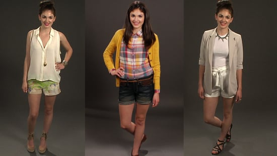 How to Wear Shorts 2011-08-23 06:00:34
