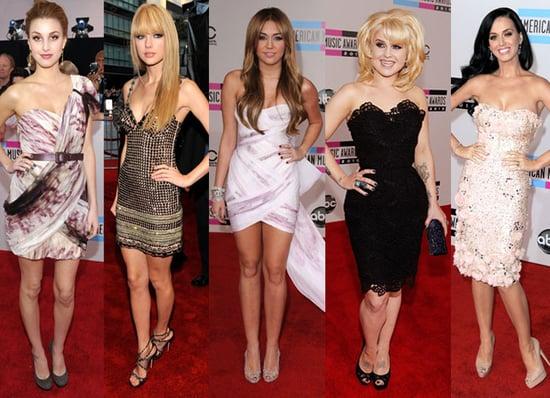2010 American Music Awards Best-Dressed