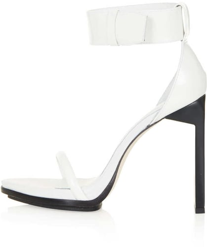 UNIQUE Hi Strappy Sandals