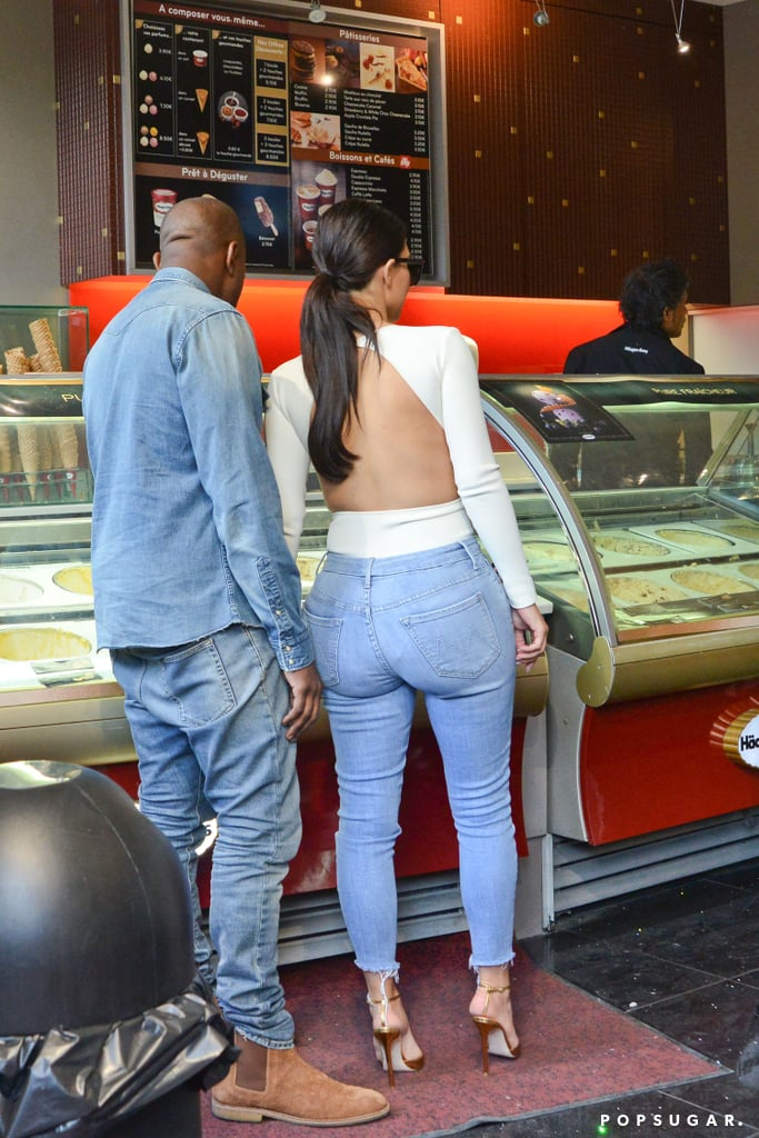 Prewedding Craziness Won't Stop Kim and Kanye From Shopping