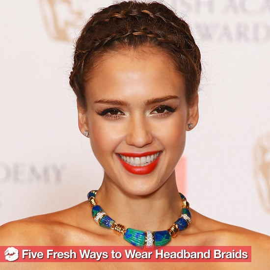 5 Ways to Wear Headband Braids (Even If Your Hair Is Short) 2011-02-21 14:19:00