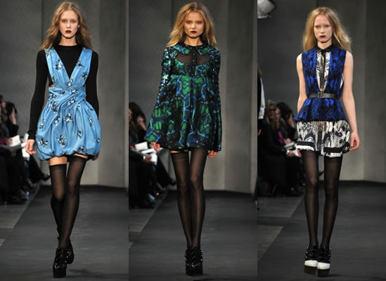 Proenza Schouler at New York Fashion Week, Autumn 2010