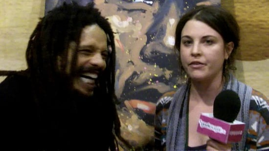 Rohan Marley Interview for House of Marley