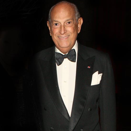 Oscar de la Renta, Cathy Horyn Resolve Hot Dog Fight