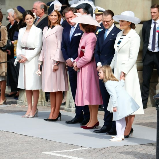 Royal Style at the Swedish Armed Forces Celebration