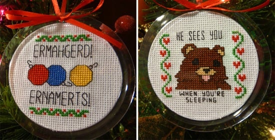 Stitch Yourself a Merry Little Meme