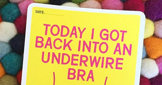 Mom Cards Celebrate Hilarious Milestones: 'I Went to the Bathroom Alone Today'