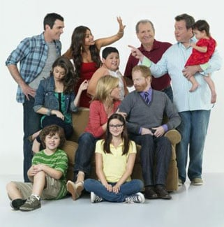 ABC Renews Grey's Anatomy, Modern Family, Cougar Town, Private Practice, Castle, The Middle