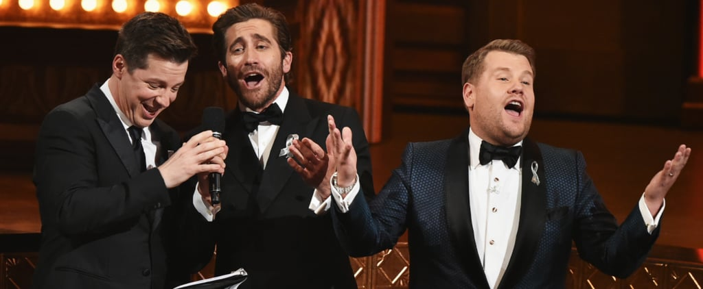 "Jake Gyllenhaal Sings ""A Whole New World"" at the Tony Awards, Proves He Can Do No Wrong"