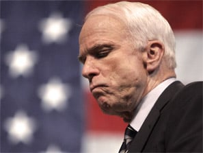 Many Historians See Little Chance for McCain