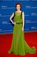 Darby Stanchfield wore a green dress.