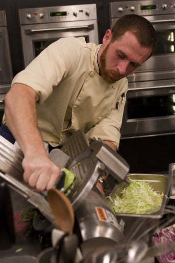 Interview with Top Chef Contestant Andrew D'Ambrosi
