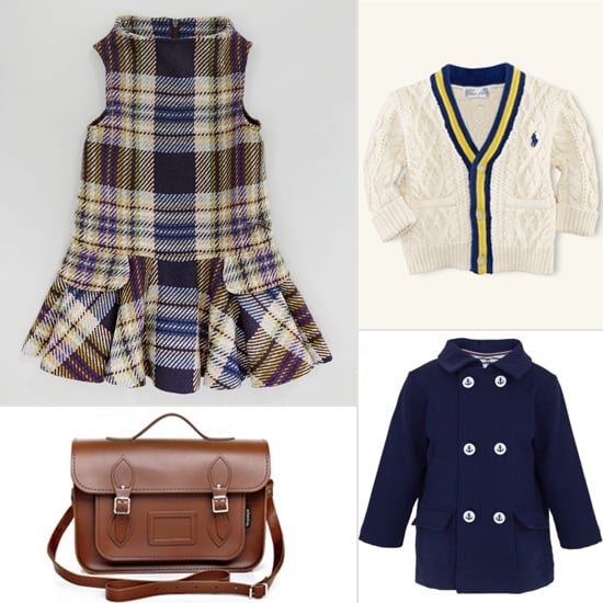 Get the Ivy League Look For Your Little Ones