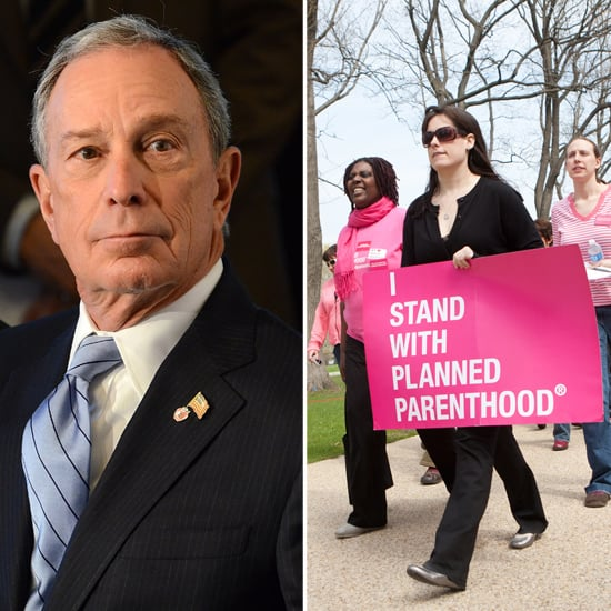 Bloomberg Planned Parenthood Donation