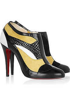 Christian Louboutin ankle boots- $1,065.00 at net-a-porter.com