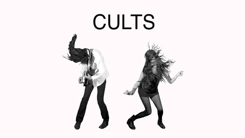 """""""Go Outside"""" by Cults"""