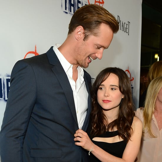 Alexander Skarsgard at The East Premiere | Photos