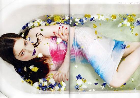Coco Rocha, Bathing Beauty
