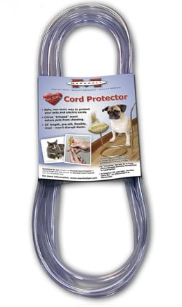 Cord Protectors Keep Your Pets From Getting Shocked