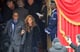 Jay-Z and Beyonce were the most talked about celebrities at the 57th presidential inauguration, where Beyonce belted out an unforgettable national anthem.