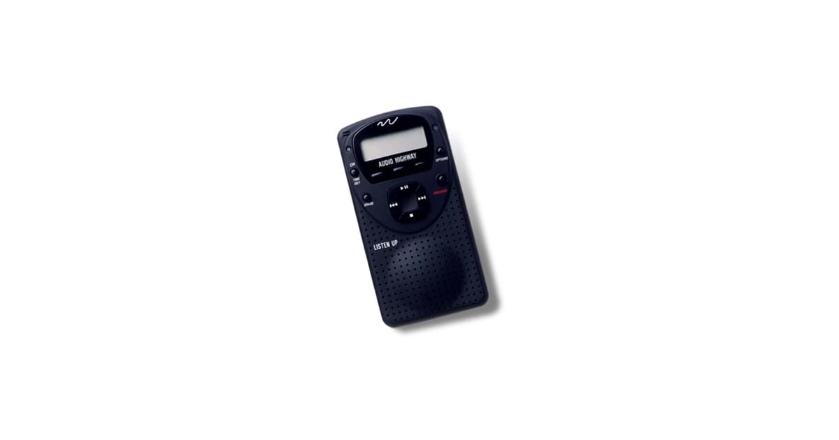 first mp3 player - photo #26