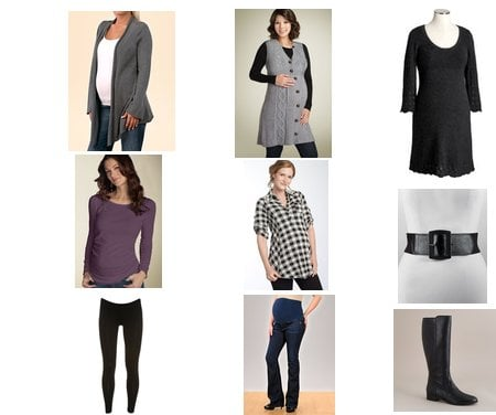 Fall Maternity Clothes