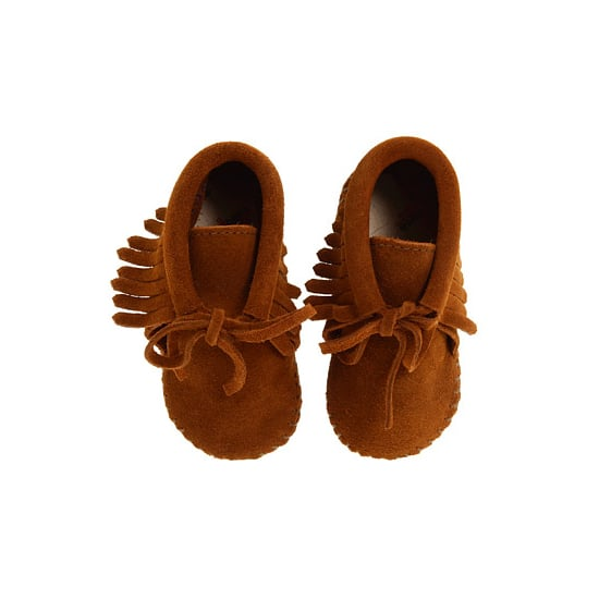 Infant Minnetonka Booties