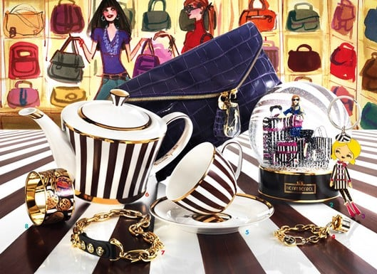 Swarovski and Henri Bendel Team Up For Accessories Collection