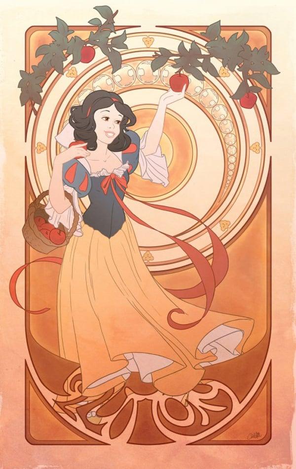 Seven Deadly Sins Snow White