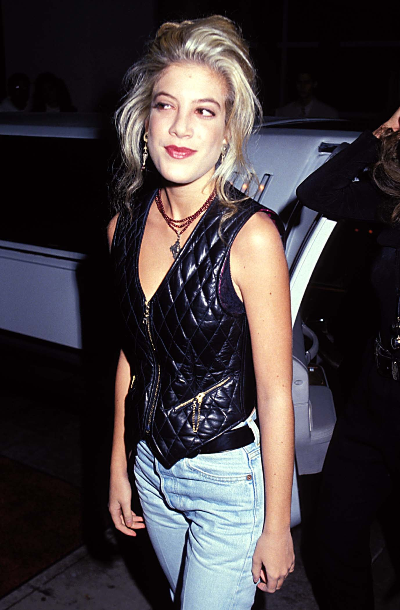 1991: She Played Donna Martin on 90210
